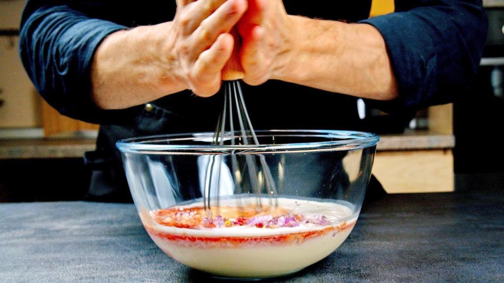 Пять неординарных рецептов блинов в красивом видео
