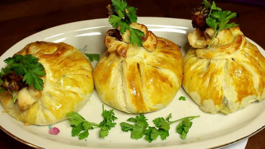 Куриные ножки в тесте – кулинарный рецепт